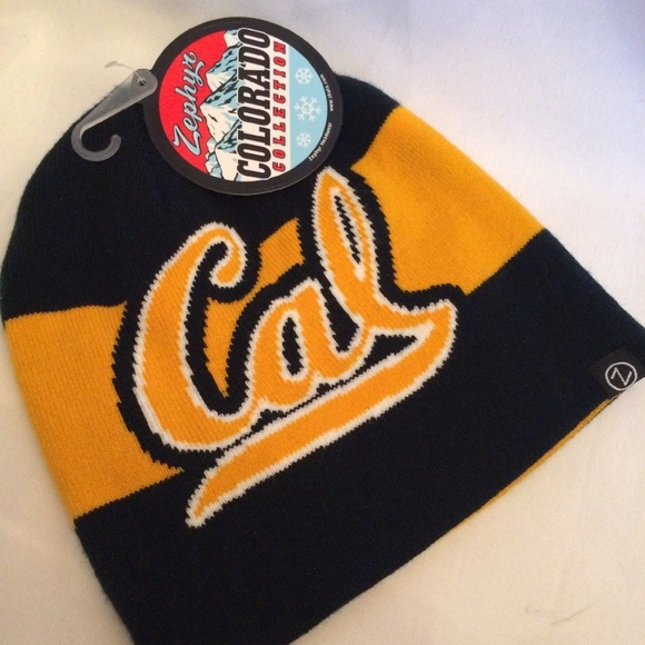 dec2e26eb0222d Zephyr Accessories | Cal Bears 2019 College Ncaa Sport Knit Hat ...